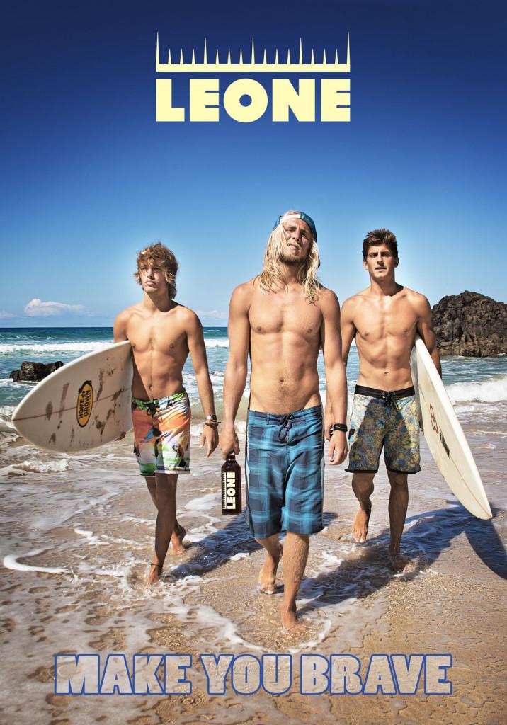 LEONE SURF PARADISE